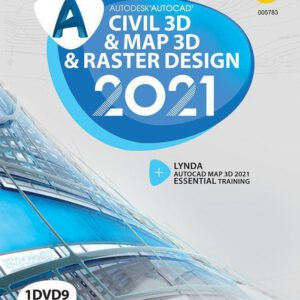 Autodesk Autocad Civil 3D & Map 3D & Raster Design 2021