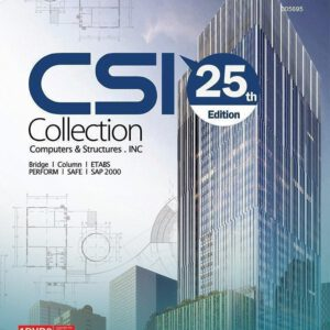 ...CSI Collection 25th Edition SAP, Safe, ETABS