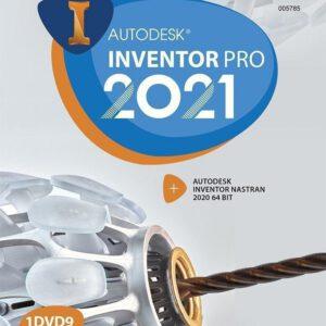 اتودسک اینونتور Inventor Pro 2021 + Inventor Nastran 2020
