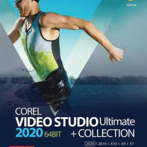 Corel Video Studio Ultimate 2020 64bit