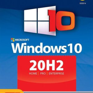 Windows 10 20H2 Home , Pro , Enterprise 32&64-bit