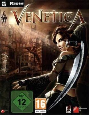 بازی Venetica