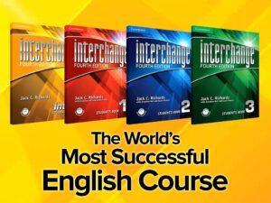 New Interchange آموزش زبان انگلیسی