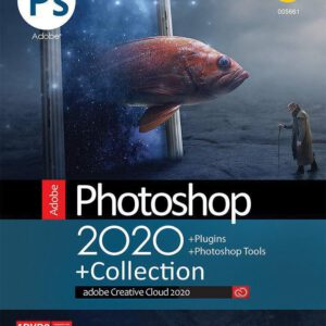 Adobe Photoshop 2020 +Collection +Plugins+Photoshop Tools