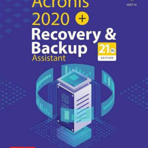 Acronis 2020 + Recovery & Backup Assistant