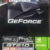 کارت گرافیک GT610  بایوستار سری GeForce