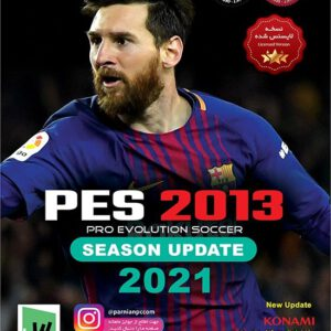 بازی PES 2013 Update 2021
